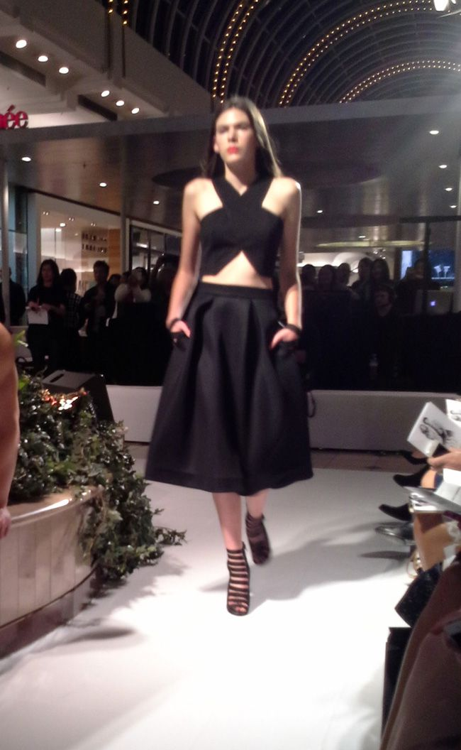SS14 Runway Collection at Chadstone – The Fashion Capital