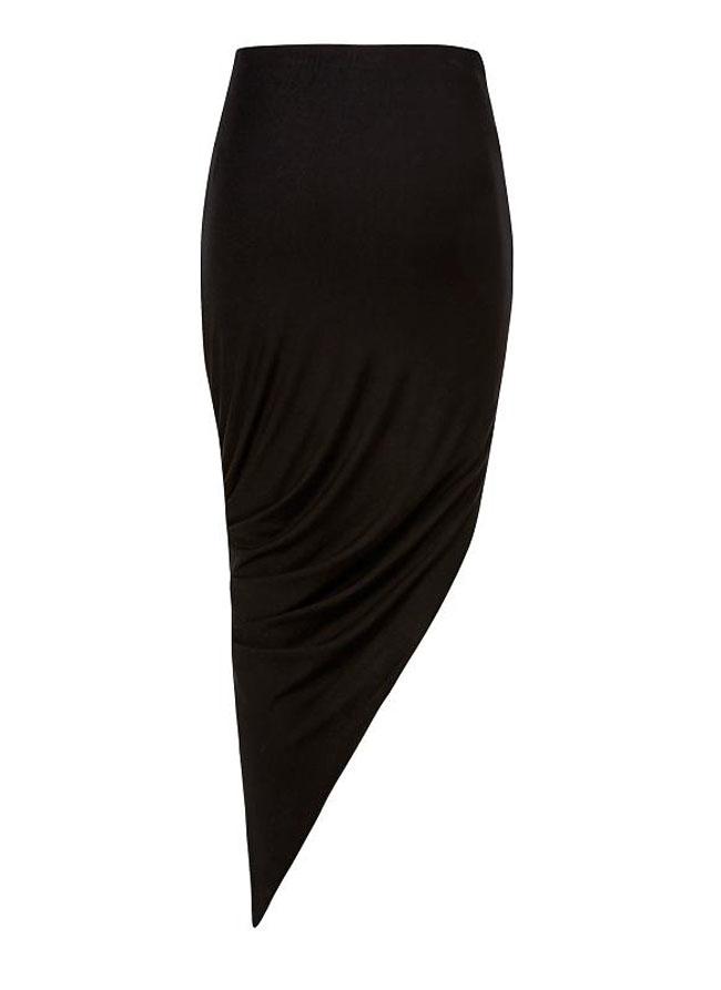 asymmetrical skirt 89.95