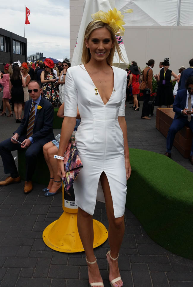 Melbourne Cup Fashion 2014 Style