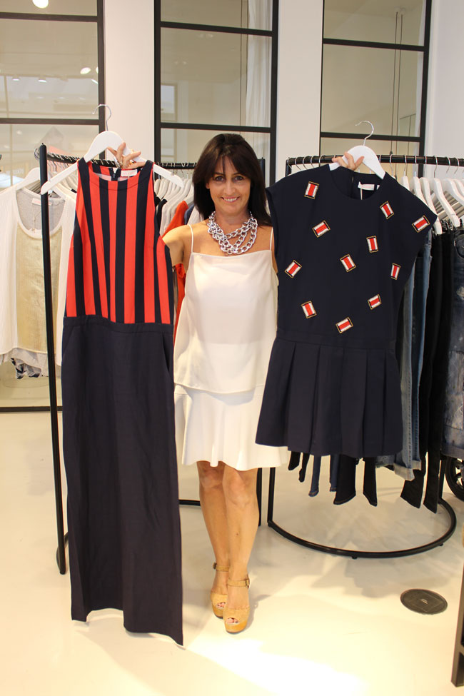 Sass and Bide left $450 and right $650