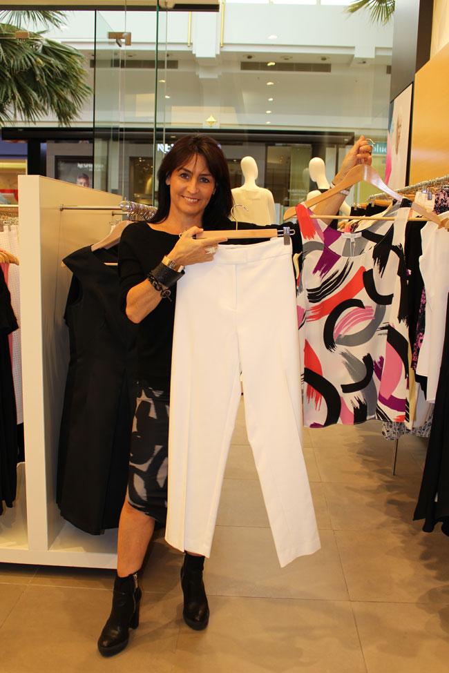 Veronika Maine top $179 and pants $199