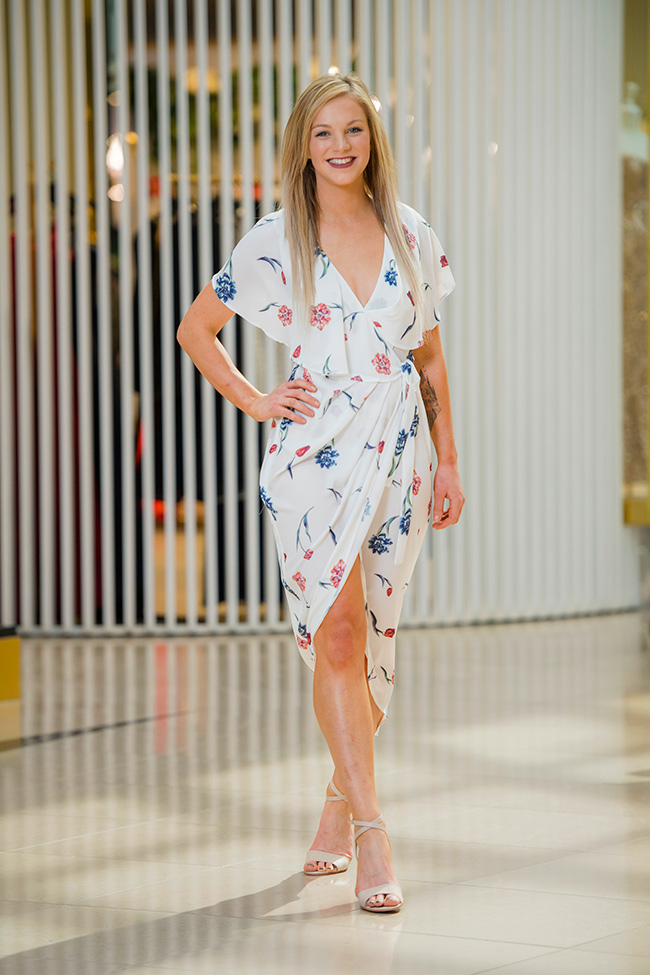 Sheike Delilah Midi Dress $159.95