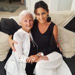 Cin & her mum