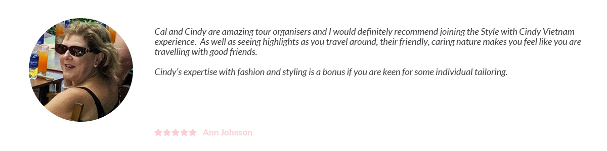 Ann Johnson Testimonial