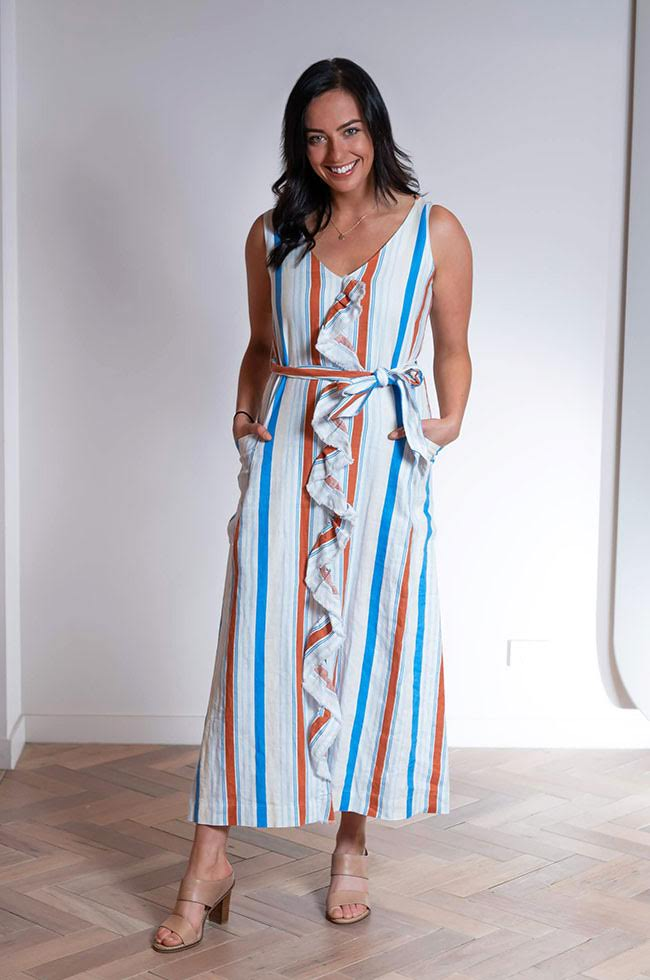 Country Road Frill Dress $199