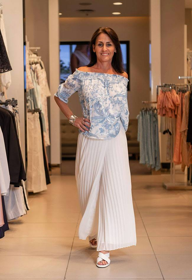 Forever New Pleated Pants $99.95 & Top