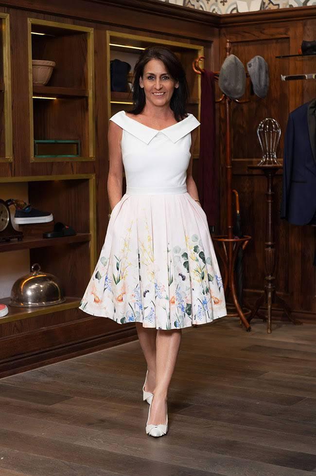Ted Baker Elegant Full Skirt Dress $29 on sale!